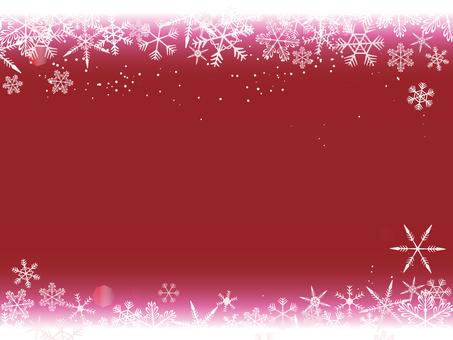 Snow crystal 002