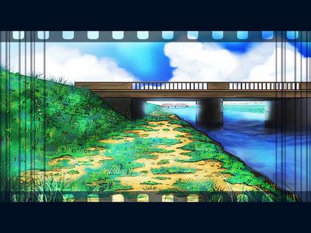 Summer bridge's Shimokawa Film style