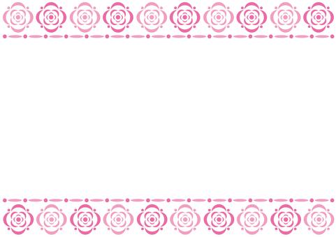 Frame - Roseen - Pink