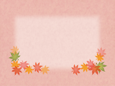 Japanese paper background 椛 Frame 2