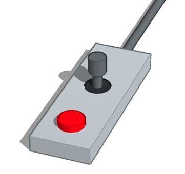 Joystick type controller