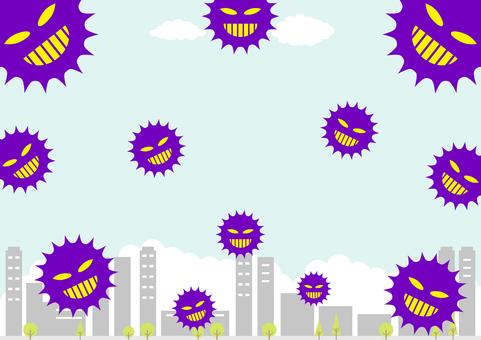 City virus
