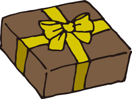 Valentine (gift 1, brown)