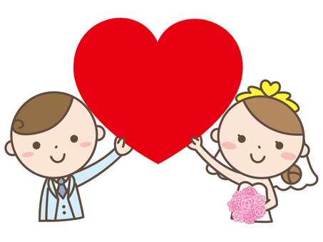 結婚ハート3