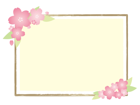Sakuragi frame
