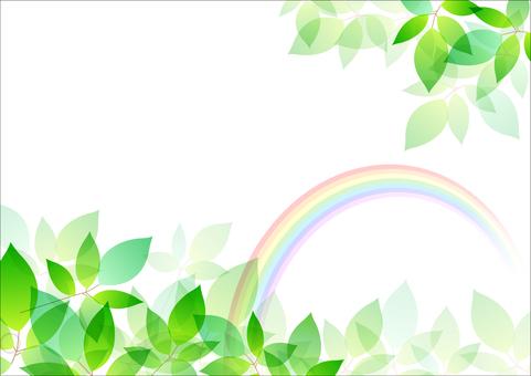Fresh green material 68