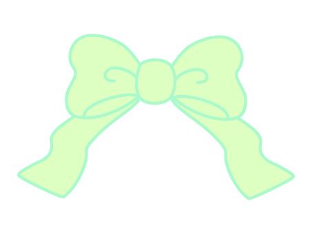Ribbon 2 Green