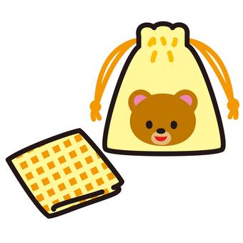 Lunch bag Nafkin