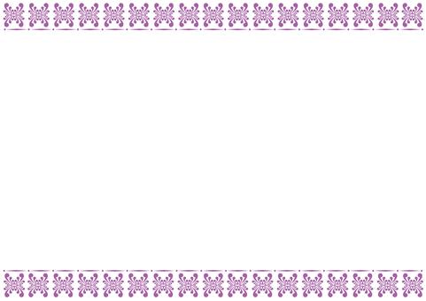 Memo - Romantic style, purple