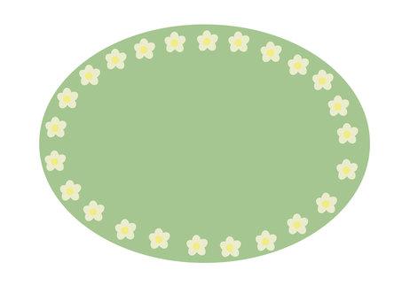 꽃 프레임 3