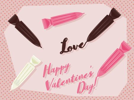Chocolate pen