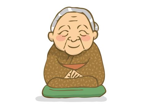 Longevity grandma