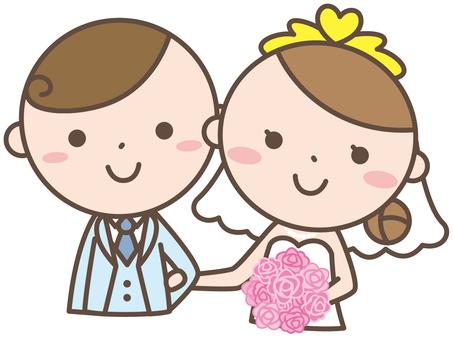 결혼 부부