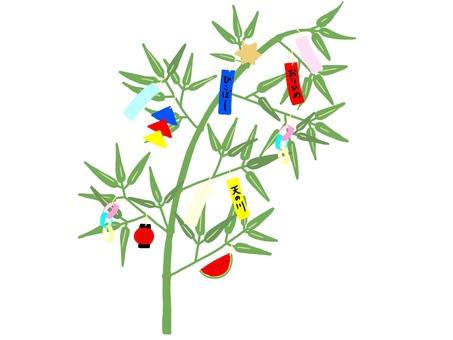Tanabata wish