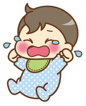 Baby (boy) * I cry