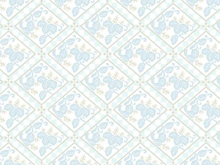 ai Tung leaf pattern · swatch 2