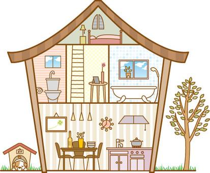 Строительство / Дом