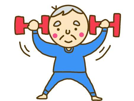 肌肉訓練啞鈴運動高級