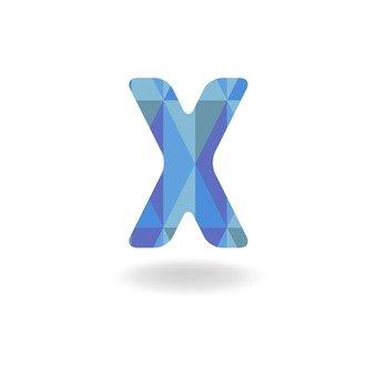 Alphabet x