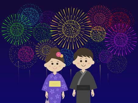 Fireworks date