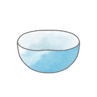 Bowl (light blue)