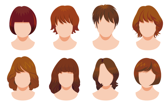 HAIR CATALOGUE