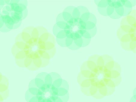 Green · Flower