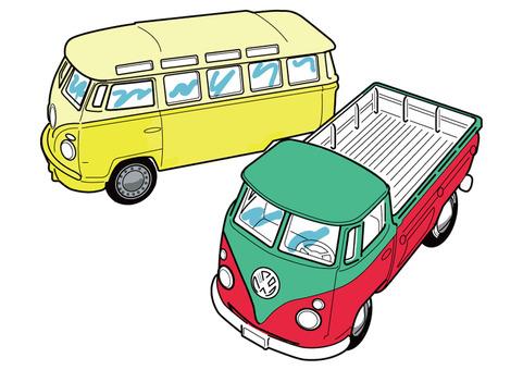 Van track