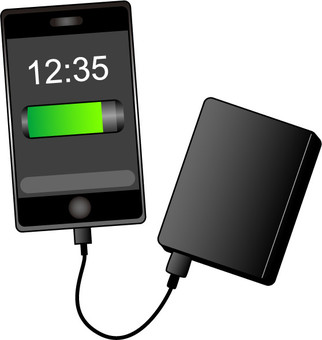 Smartphone and mobile battery