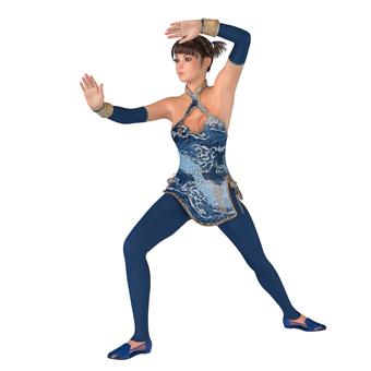 Kung Fu daughter 05
