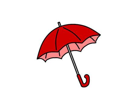 傘1 *紅色