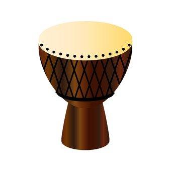 African folk instrument musical instrument