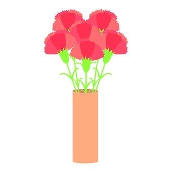 Carnation (vase)