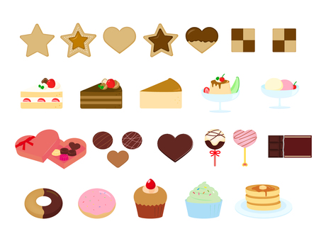 Pastry illustration
