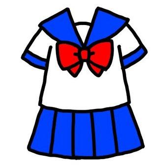 Sailor suit C
