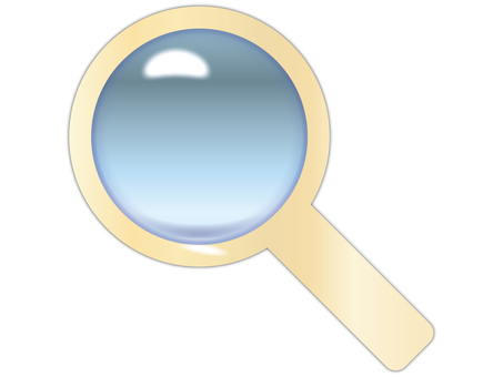 Lens / magnifying glass 15