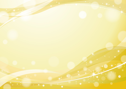 Background image of wind and light Gold