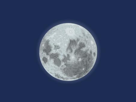 Real Moon