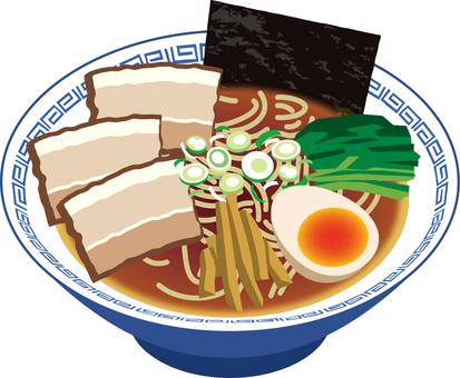 拉麺 醤油 単品3