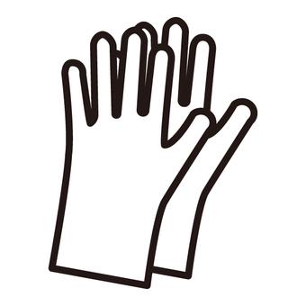 乙烯基手套