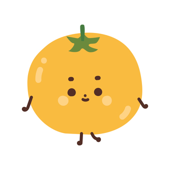 [Yuru character] Mini tomato yellow