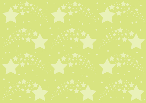 Wallpaper - Meteor - Green