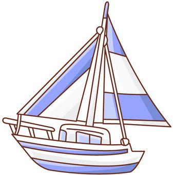QT Vehicle yacht 3 color 3