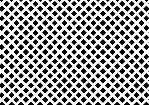 Mesh pattern Black and white