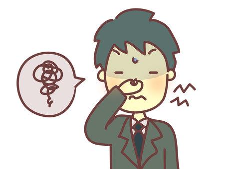 Odor problem 5