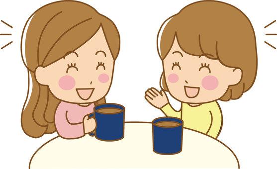 Women who make tea