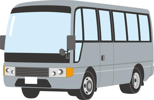 Microbus A (Gray