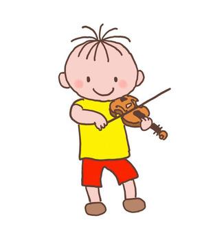 바이올린 1