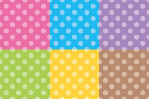 Dot B set <cute>