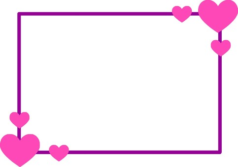Heart frame 3